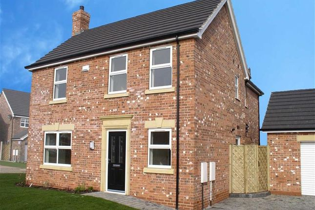 Thumbnail Property for sale in Plot 216, The Chatsworth, Barton-Upon-Humber