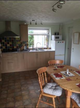 Thumbnail End terrace house to rent in Pethertons, Halberton, Tiverton, Devon