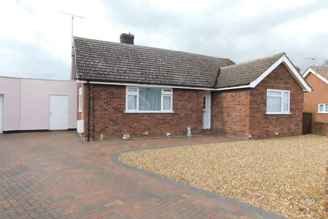 Detached bungalow for sale in Campion Crescent, Stowmarket