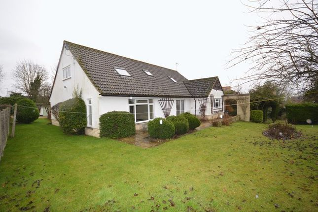 Thumbnail Detached bungalow to rent in Jesses Lane, Long Crendon, Aylesbury