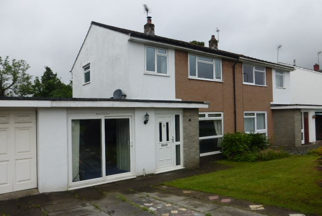 Thumbnail Semi-detached house for sale in Forest Hills Drive, Talbot Green, Pontyclun