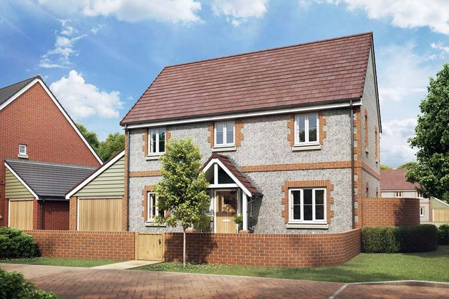 Thumbnail Detached house for sale in The Aster, Owsla Park, Bloswood Lane, Whitchurch, Hampshire