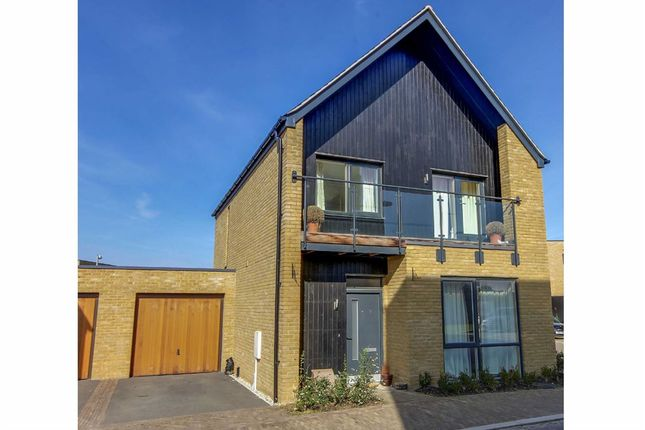 Thumbnail Detached house for sale in Greenfinch Way, Harlow, Essex