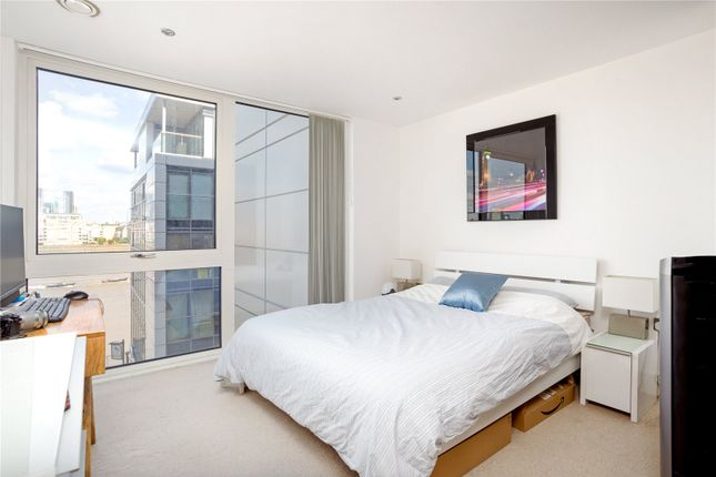 Bedroom of Jubilee Court, 20 Victoria Parade, Greenwich, London SE10