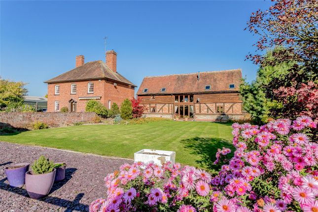Thumbnail Detached house for sale in Arley, Bewdley, Worcestershire