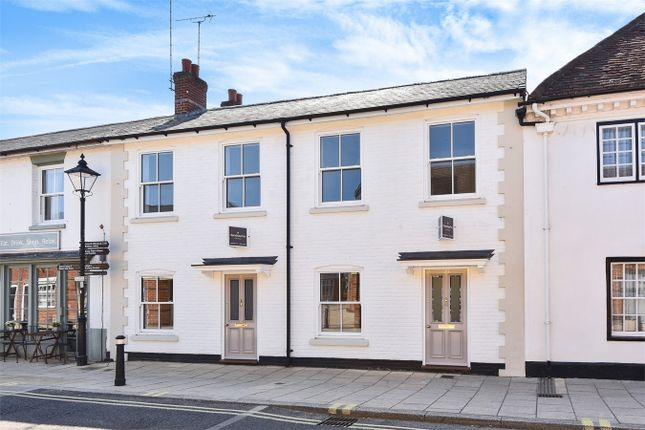 Thumbnail Cottage for sale in Latimer Street, Romsey, Hampshire