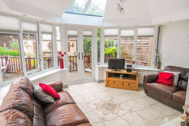 Thumbnail Semi-detached house for sale in Simpkin Close, Eaton Socon, St. Neots