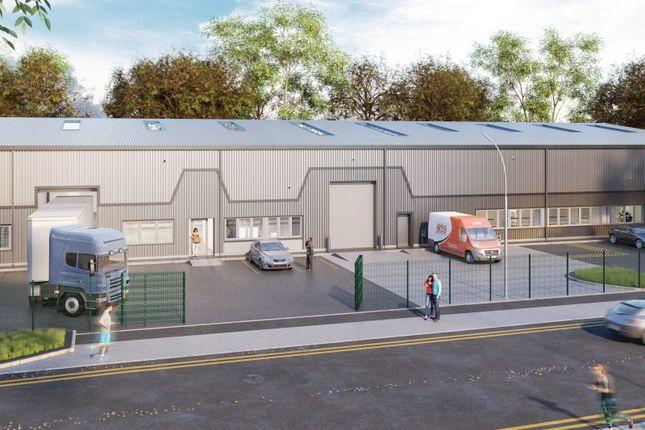 Thumbnail Industrial to let in Springmeadow Road, Springmeadow Business Park, Rumney, Cardiff
