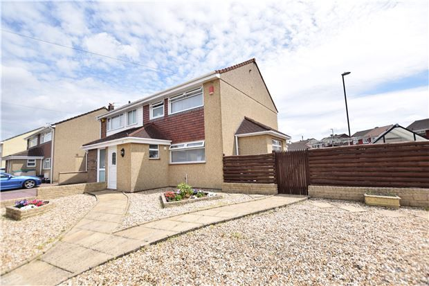 Thumbnail Semi-detached house for sale in Stockwood Road, Bristol