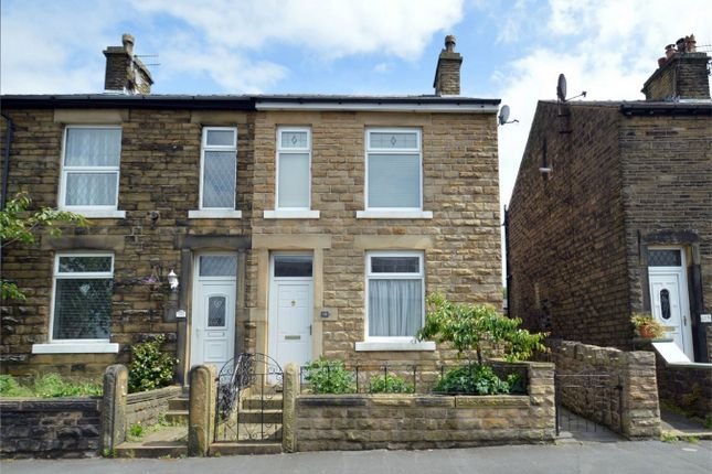 Thumbnail Semi-detached house for sale in New Street, New Mills, High Peak, Derbyshire