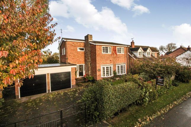 Thumbnail Detached house for sale in Catfoss Road, Bewholme, Driffield