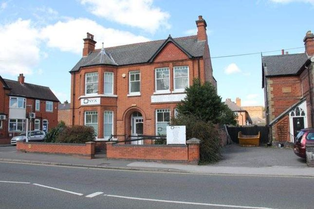 Thumbnail Office for sale in 34 Asfordby Road, Melton Mowbray, Melton Mowbray, Leicestershire