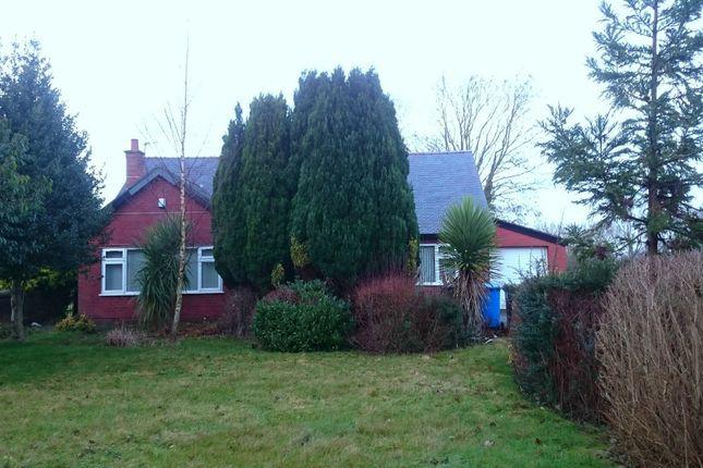 Thumbnail Bungalow to rent in South Road, Bretherton, Leyland, Lancashire