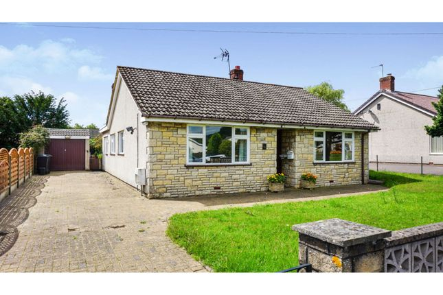Thumbnail Detached bungalow for sale in Wirewood Crescent, Chepstow