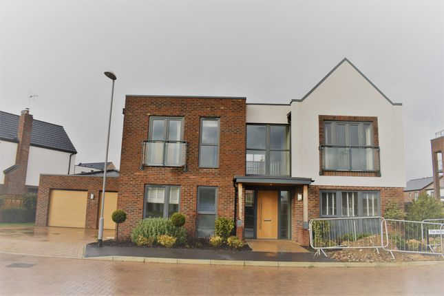 Thumbnail Detached house to rent in The Newmanry, Oakgrove
