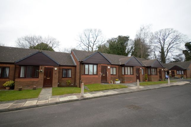 Thumbnail Terraced bungalow for sale in Sylvan Court, Woolton, Liverpool