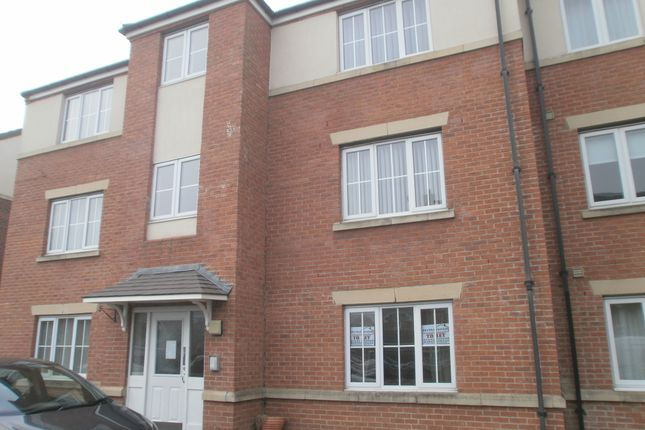 Thumbnail Flat for sale in Clough Close, Middlesbrough
