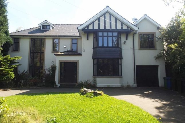 Thumbnail Detached house for sale in Sheepfoot Lane, Prestwich, Manchester