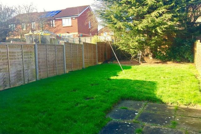 Thumbnail Terraced house for sale in Hazelwood Drive, Gonerby Hill Foot, Grantham