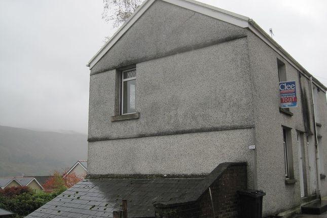 Thumbnail Semi-detached house to rent in Millborough Road, Ystalyfera, Swansea.