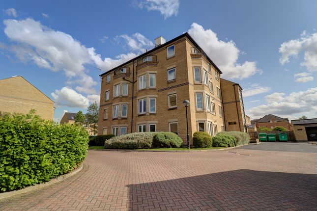 Thumbnail Flat for sale in Olympian Court, York
