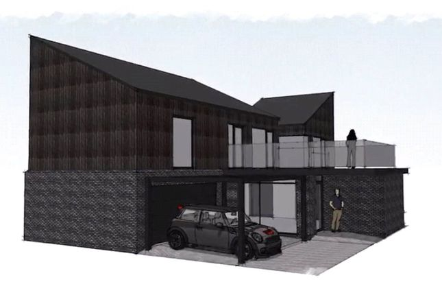 Thumbnail Detached house for sale in Drover's Meadow, Bronllys, Brecon, Powys
