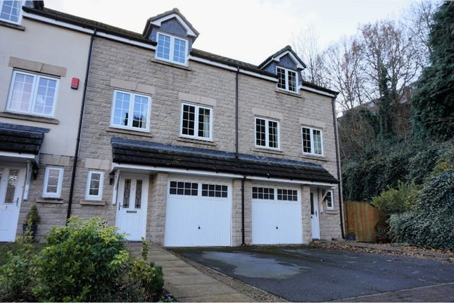 Thumbnail Town house for sale in Sycamore Court, Sheffield