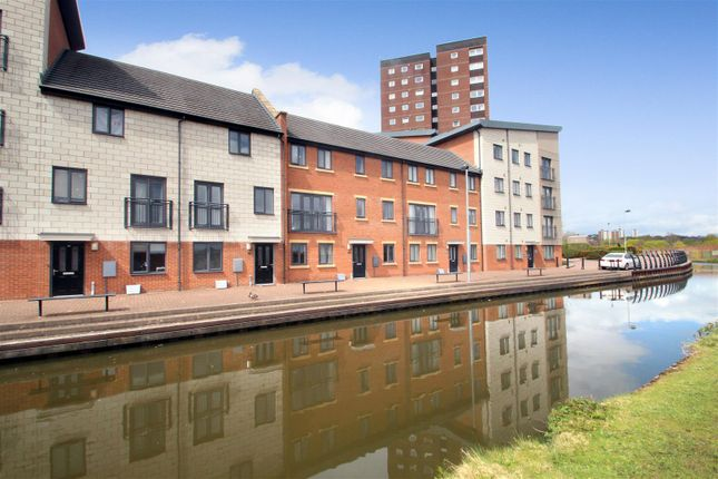 4 bed town house for sale in Quay Side, Hanley, Stoke-On-Trent ST1