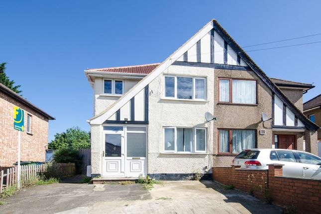 Thumbnail Semi-detached house to rent in Long Elmes, Harrow Weald