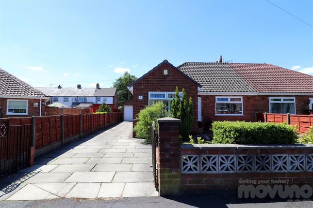 Thumbnail Semi-detached bungalow for sale in Kenilworth Drive, Hindley Green, Wigan