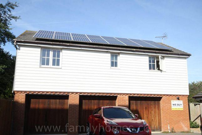 Thumbnail Mews house to rent in Realgar Court, Sittingbourne