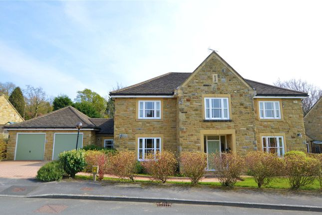 Thumbnail Detached house for sale in Osborne House, Tib Garth, Linton, Wetherby, West Yorkshire