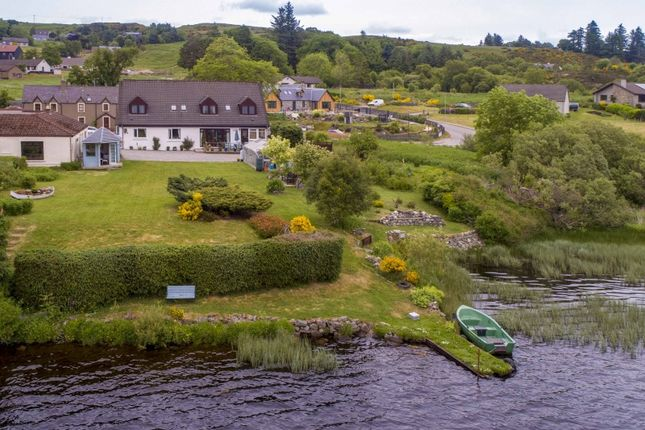 Thumbnail Detached house for sale in Lochside, Lairg, Highland