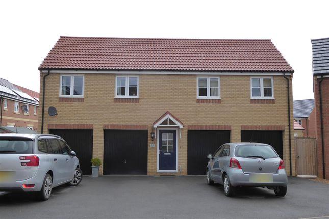 2 bed property for sale in Farrer Way, Barleythorpe, Oakham LE15