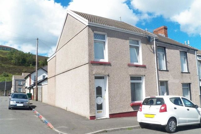 3 bedroom end terrace house for sale in Campbell Street, Mount Pleasant, Swansea