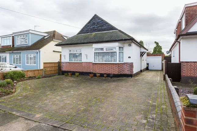 Thumbnail Bungalow for sale in Belfairs Park Drive, Leigh-On-Sea