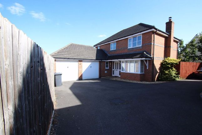 Thumbnail Detached house for sale in Hargreaves Road, Trowbridge, Wiltshire