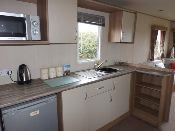 Kitchen of Perran Sands Holiday Park, Perranporth, Cornwall TR6