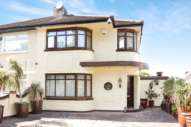 Thumbnail End terrace house for sale in Longbridge Road, Barking