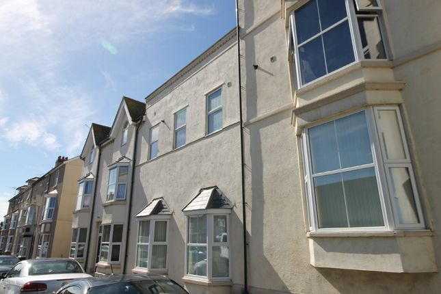 Thumbnail Flat for sale in West Parade, Rhyl