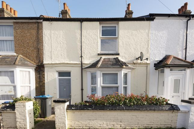 Thumbnail Terraced house to rent in Nash Court Gardens, Margate