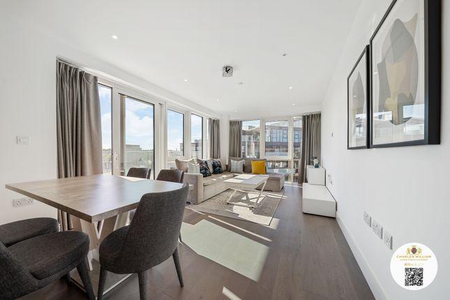 Thumbnail Flat to rent in Juniper Dr, London