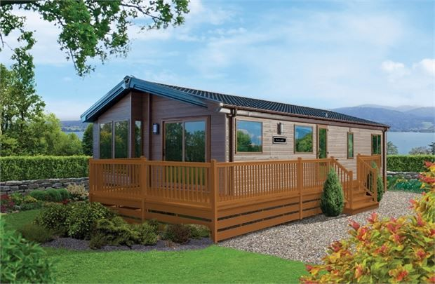Thumbnail Mobile/park home for sale in Heathergate Country Park, Lowgate, Hexham