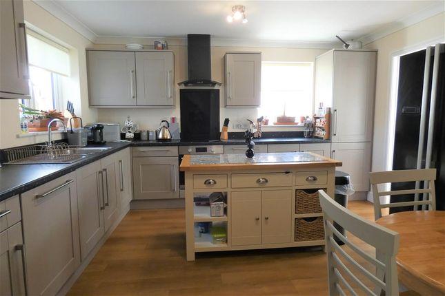 Kitchen of Leven Close, Hook, Haverfordwest SA62