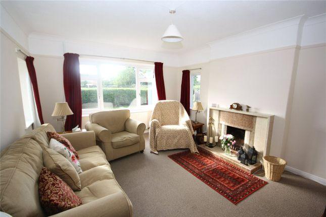 Thumbnail Bungalow to rent in Cornerways, 34 Saltersway, Threekingham, Sleaford