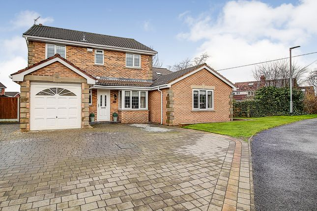 Thumbnail Detached house for sale in Barrington Drive, Middlewich