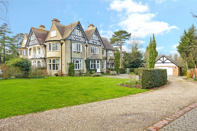 6 bed semi-detached house for sale in Crook Road, Brenchley, Tonbridge, Kent