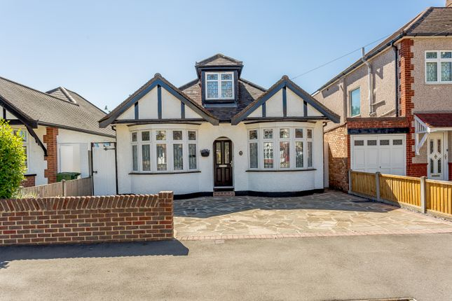Thumbnail Detached house for sale in Oak Avenue, Upminster