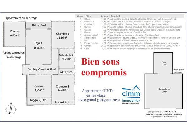 2 bed apartment for sale in 44300, Nantes, Fr