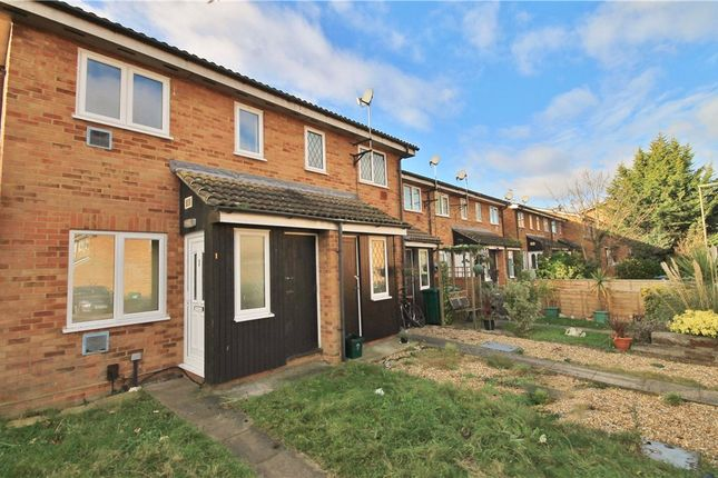 Thumbnail End terrace house to rent in Shellfield Close, Stanwell Moor, Middlesex